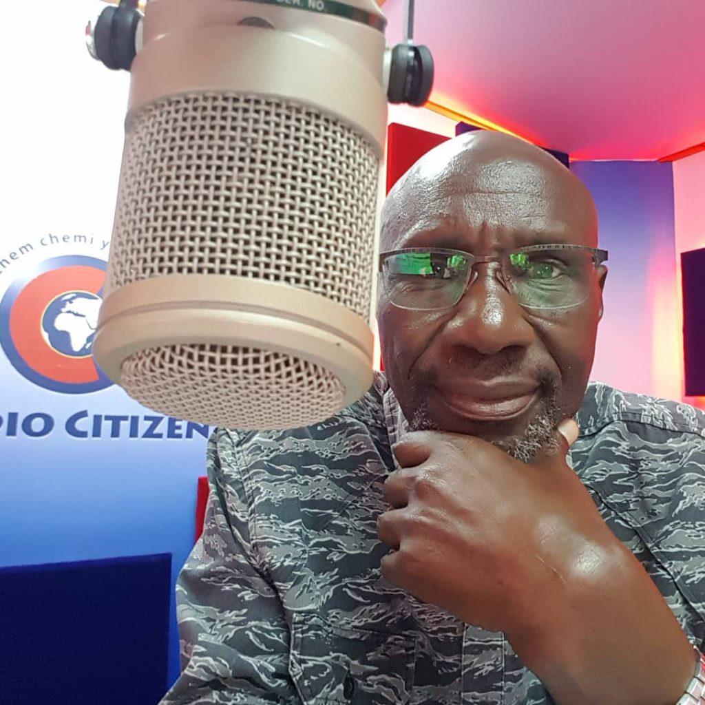 Fred Obachi Machoka
